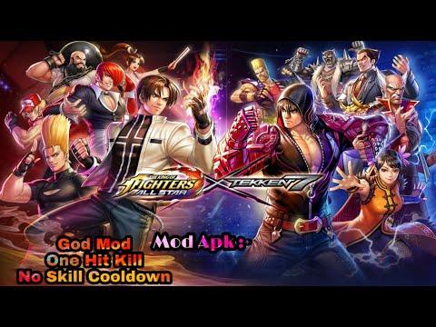 Tekken 7 Vs Kof All Stars V1 1 0 Mod Apk God Mod One Hit Kill No