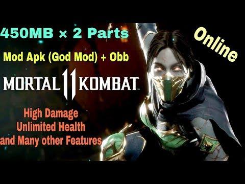 mortal kombat x hack version apk download
